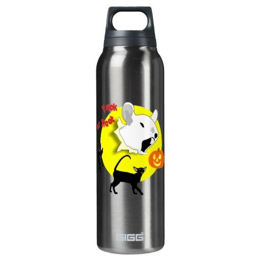 Halloween Pumpkin Mouse and Cats SIGG Thermo 0.5L Insulated Bottle