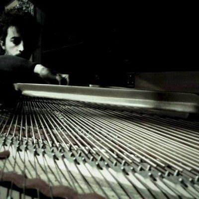 Gabriele Marangoni, composer, musician