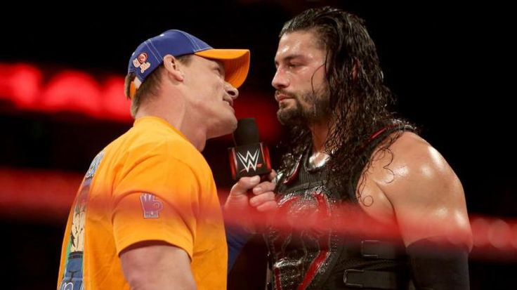 John Cena and Roman Reigns destroyed one another verbally on Uncooked final evening Cena and Reigns (Picture: WWE) John Cena and Roman Reigns belittling each other on live television has been one of the greatest things to watch in wrestling over the past month, and their war of words continued on WWE Raw last night. Neymar, Kylian Mbappe & PSG's Galacticos ready to knock Real Madrid off their perch Cena and Reigns are building up towards a match at the No Mercy event later this month, and…