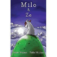 #Book Review of #MiloandZe from #ReadersFavorite  Reviewed by Mamta Madhavan for Readers' Favorite    Milo and Ze: A Tale of Friendship by Mark Watson is the story of an adorable pet, Milo, who finally escapes from his kennel when it is broken into pieces. He looks into the crater and sees a fallen star. The star tells Milo that it has come to help him as it watched him while he was dreaming. The star tells Milo that he will meet a friend at his journey's end. And off they go on a journey…