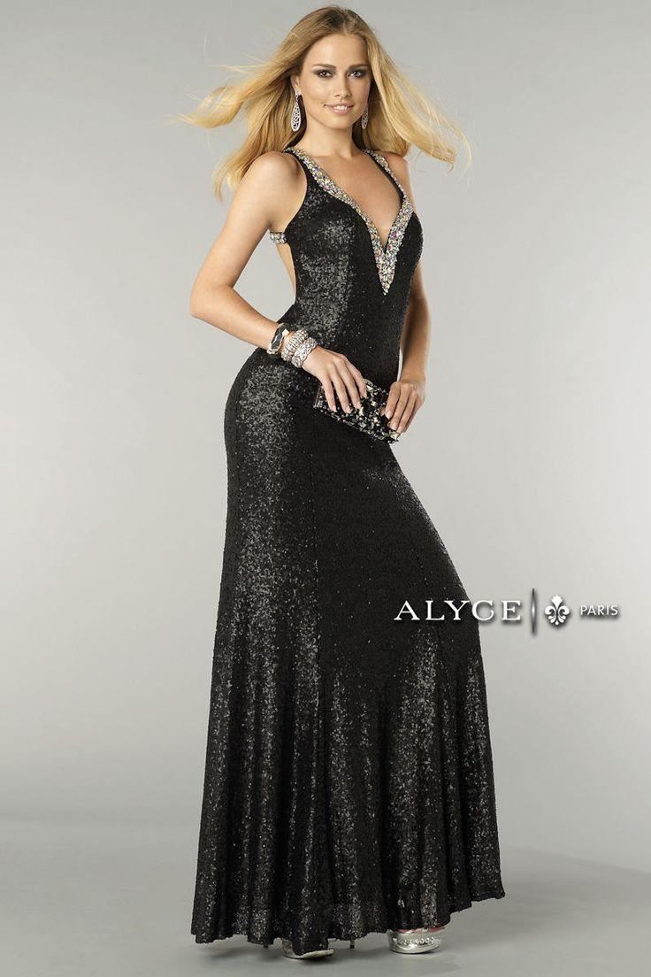 Alyce Prom 6399 Alyce Paris Prom