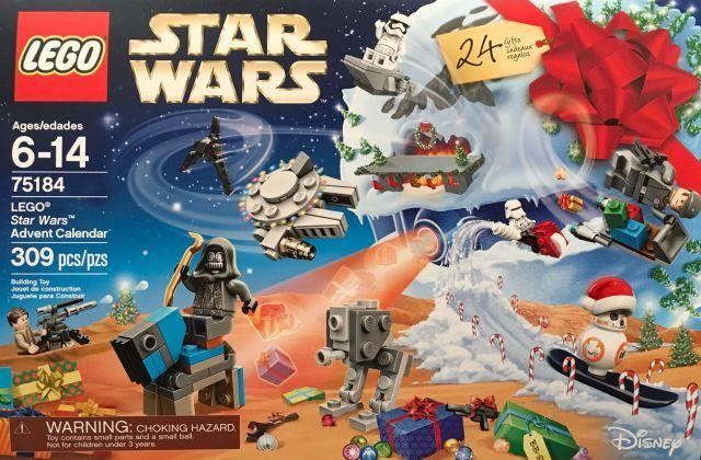 LEGO Star Wars 75184 Star Wars Advent Calendar