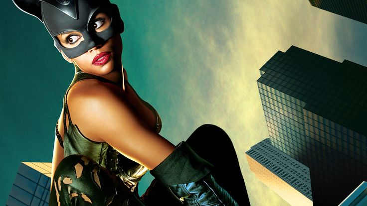 catwoman, halle berry, mask - http://www.wallpapers4u.org/catwoman-halle-berry-mask/