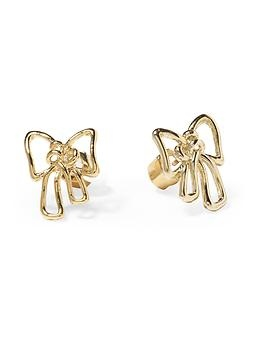 Marc by Marc Jacobs: Jacobs Bow, Studs, Jacobs Metal, Style, Stud Earrings, Marc Jacobs, Bows
