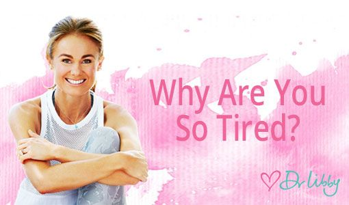 Why I am So Tired | Dr Libby Weaver | How to get more energy – Dr Libby Weaver answers the question on Why am I so tired? She shares her tips on how to have more energy. What an honour to have this women's health leader on the hub. http://bit.ly/1FMtLXJ