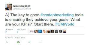 Content marketing tools for 2016