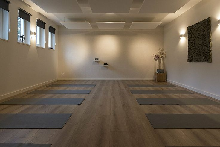 Indirect licht! Studio | Yoga studio Joy of Yoga | Deurne
