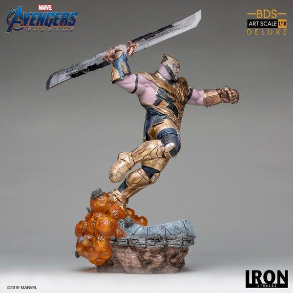 Spider-Man Black Cat 1:10 Scale Statue Iron Studios Free Shipping!