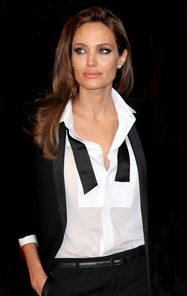 Gorgeous woman! And very much like most roles she plays.  #angelina #jolie  And if you Comment, Like, Re-Pin. Thank's! Repined by http://www.hollywoodobsessed.com/tag/angelina-jolie/