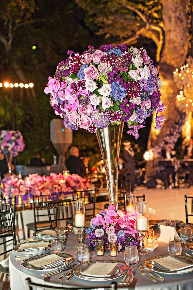Elegant A Glamorous Hotel Bel Air Wedding International Event Company