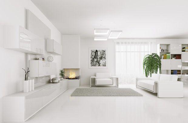 Velmi moderní interiér, velmi čistý, silně strukturovaný. Vyhovuje hlavně lidem, kteří mají co dočinění s financemi