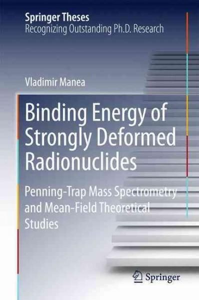 Binding Energy of Strongly Deformed Radionuclides: Penning-trap Mass Spectrometry and Mean-field Theoretical Studies