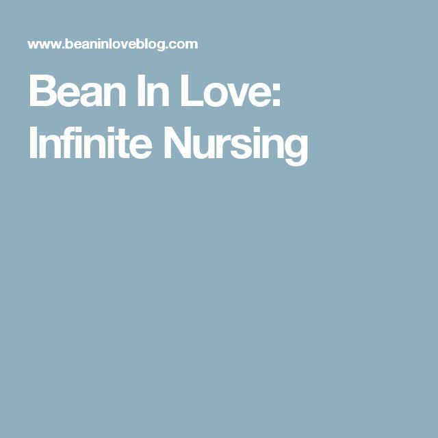 Bean In Love: Infinite Nursing