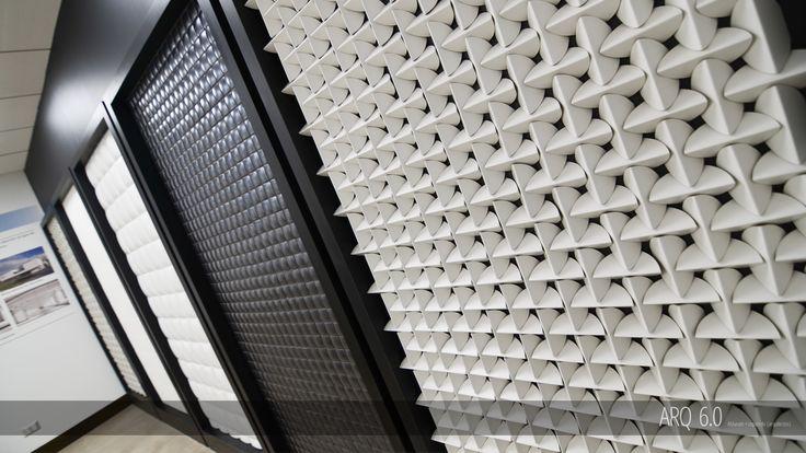 Proyecto: Arquitectura y Construcción Showroom Kowa Ubicación: Las Condes, Santiago Fecha: 2015 130m2 Remodelados
