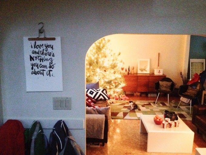 tinypeasant.com | Christmas Cozy