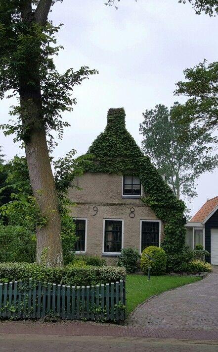 Ameland, Nes, house