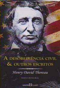 A desobediência civil e outros escritos (Henry David Thoureau) | Biblioteca de São Paulo http://j.mp/YHW0Qs