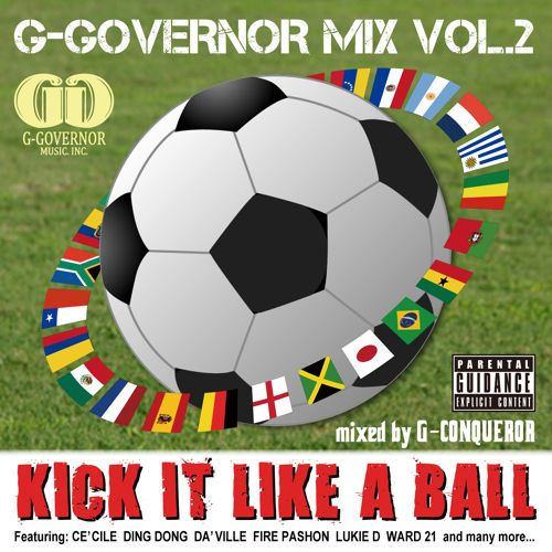KICK IT LIKE A BALL ALBUM SAMPLER MIX by G Conkarah | Free Listening on SoundCloud