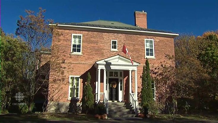 Rideau Hall - PM Trudeau & Family will move here instead of the PM House at 24 Sussex which is in need of $10 million in repairs