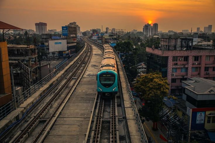 Kochi Metro Update: Work On Second Phase Of Kochi Metro Extension To Begin After Centre's Nod  #KochiMetro #KMRL #RailAnalysis #Metro