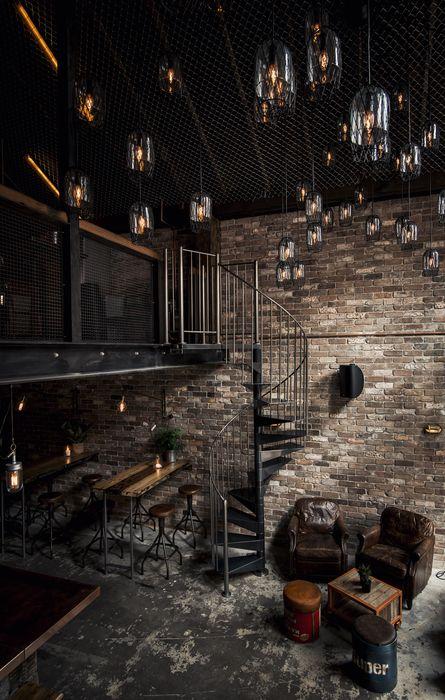 Donny's Bar, Australia by Luchetti Krelle