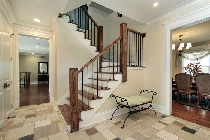 Tres opciones sencillas y muy tiles para decorar la - Decorar la entrada de casa ...