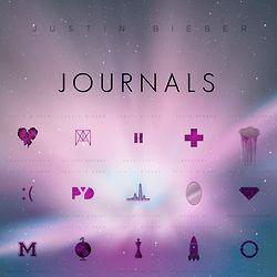 Justin Bieber 2014 Journals CD