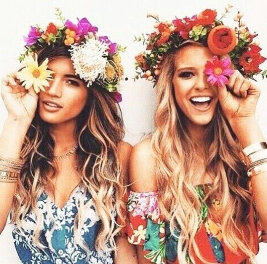 12 Sexy Boho Ways to Wear Your Hair Down