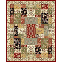 @Overstock - An intricate Oriental design and dense, thick pile highlight this powerloomed rug. This floor rug has a multi background and displays stunning panel colors of burgundy, green, gold and blue.http://www.overstock.com/Home-Garden/Lyndhurst-Collection-Traditional-Multicolor-Ivory-Rug-9-x-12/5300602/product.html?CID=214117 $290.74