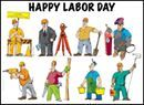 Happy Labor Day from all of us at ACET Recycling! Be safe and have fun out there. #acetrecycling #laborday #concreterecycling