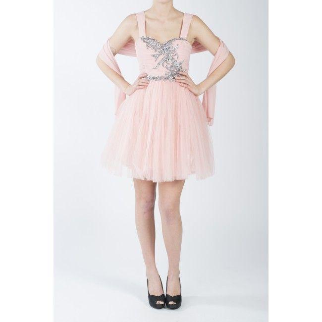baby PINK prom dress!♥!