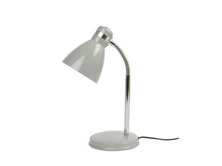 Bordlampe - Study - grå
