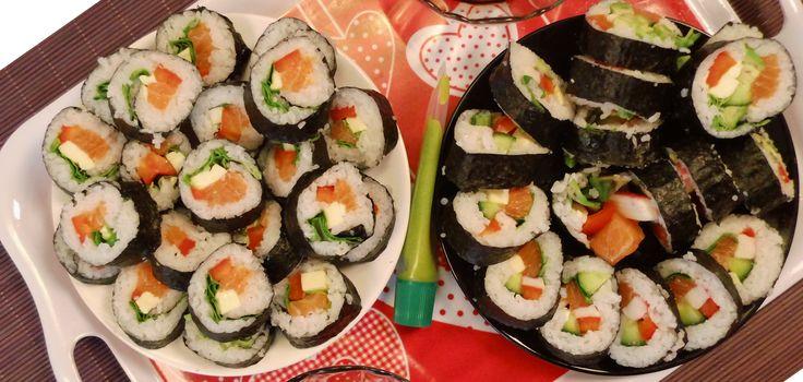 Domowe+sushi+–+japońska+wyżerka+za¼+ceny