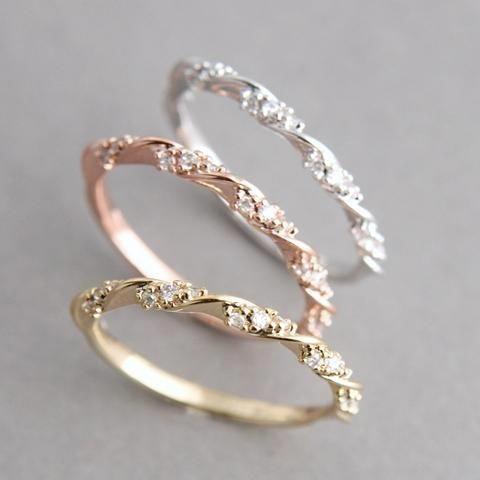 Anillos de boda simples. 6686 # anillos de boda simples   – Schmuck ringe
