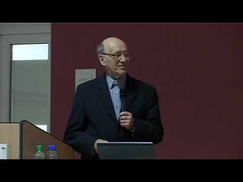 """ks. prof. M.Heller """"Nauka a wiara"""" - wykład na WSIiZ w Rzeszowie"""