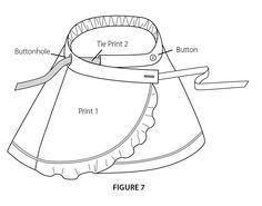 Easy-sew wrap skirt: from Sew Beautiful magazine