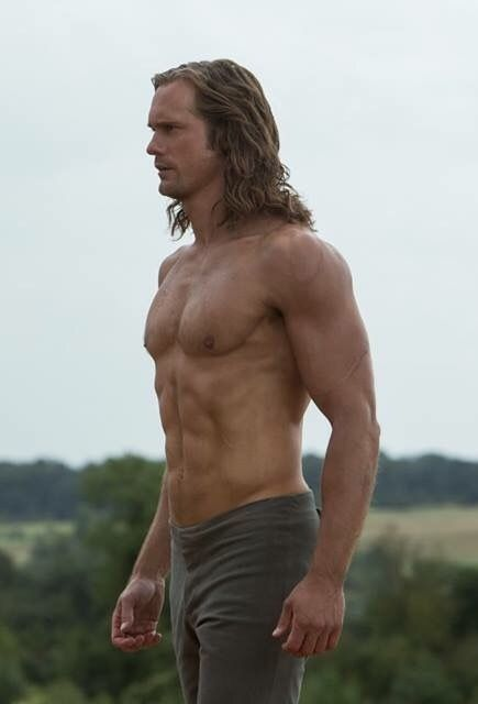 Alexander Skarsgard - Legend Of Tarzan July 2016