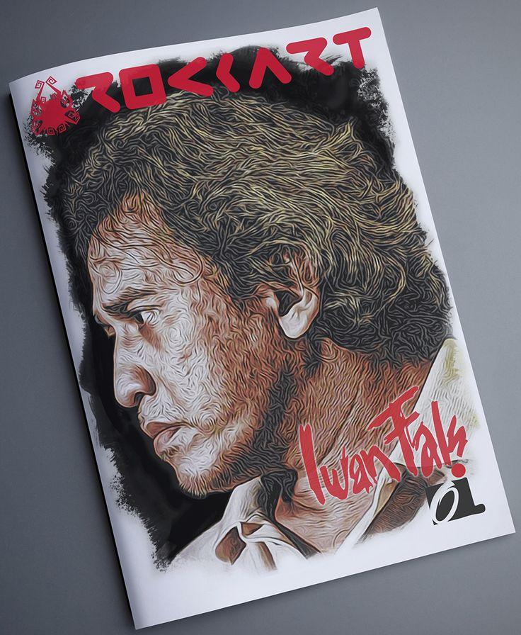 Iwan Fals yang bernama lahir Virgiawan Listanto (lahir di Jakarta, 3 September 1961, adalah seorang Penyanyi beraliran Balada, Pop, Rock, dan Country yang menjadi salah satu legenda di Indonesia.  #iwanFals #oi #indonesia #art #retouch #17rockartdesign #rockart #dimashardiansa #digitalart #oilpainting #fanart #layout #mockup #magazine #graphicdesign