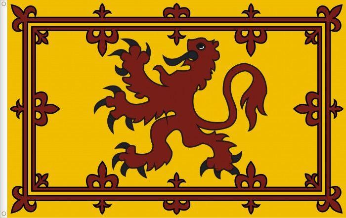 #Bandera histórica de #Escocia - Historic #flag of #Scotland