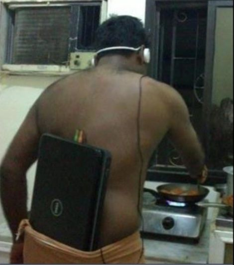 I Don`t Need An iPod!