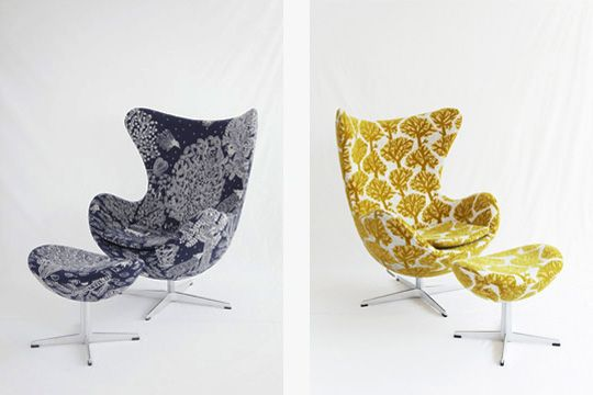 upholstery ¦ Fritz Hansen 2003~ - furniture | minä perhonen