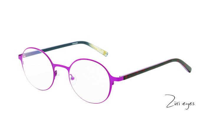 s'isch extrem solid und feder liecht - Züri eyes pur Titanbrillen. Mehr unter zueri-eyes.ch