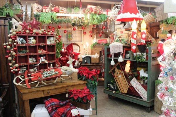 Decorar Tienda Para Navidad.Decora Tu Tienda Para Navidad Casas De Navidad Decoracion