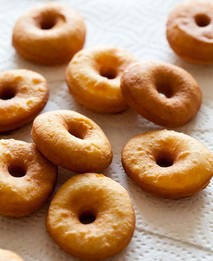 No Yeast Cake Doughnuts Recipe. No Yeast Cake Doughnuts recipe is super simple. We really love the bite sized version of the real thing, and although we...