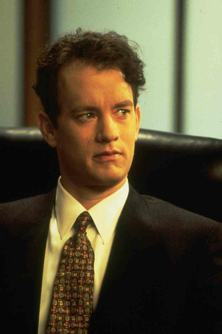 """Tom Hanks as Andrew Beckett in """"Philadelphia""""  (1993)  Best Actor Oscar 1993"""