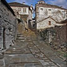 Dilofo village, Zagoria, Greece