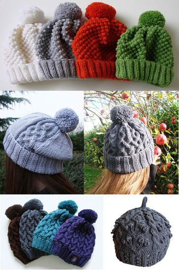 e80e9260ee7a Ebook 5 bonnets - bonnets Boule de neige - Seena - Abigaël - Gaëlle - Eireen