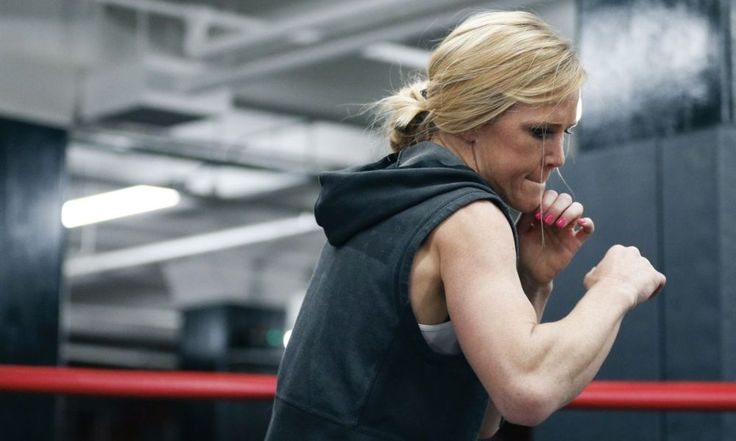 Holly Holm UFC 208 open workout video