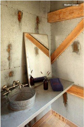Wohnen Ökologisch   Waschbecken