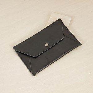 ADORNE Leather Envelope Clutch $59.95
